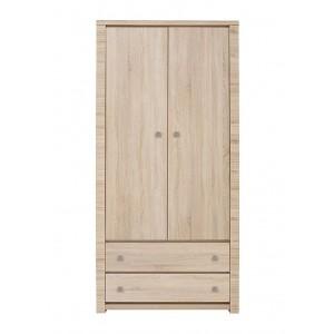 Шкаф двухдверный Senegal