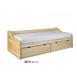 Кровать Drewmax LK-130
