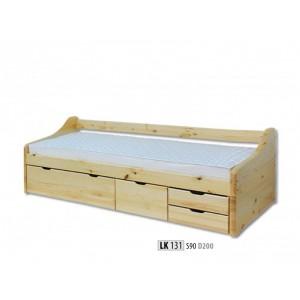 Кровать Drewmax LK-131