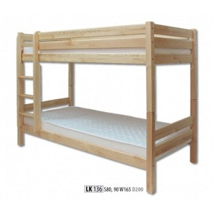 Кровать Drewmax LK-136