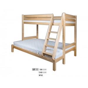 Кровать Drewmax LK-155